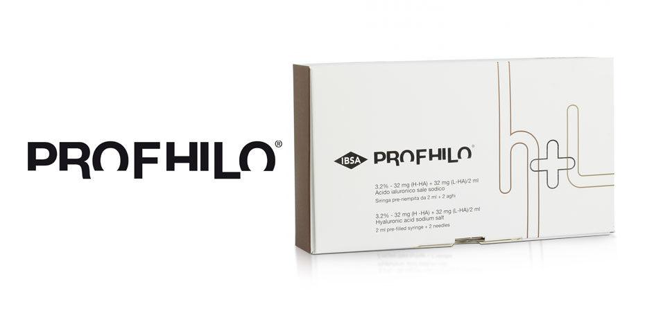 profhilo box and logo